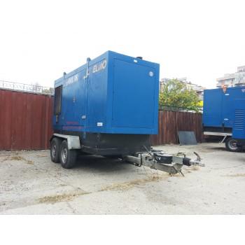 Generator de curent mobil insonorizat second hand FDT9N-IT SH, 160KVA