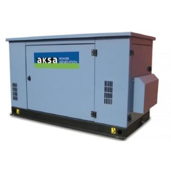 Generator curent (Grup electrogen) pe gaz AKSA ABG 14, 12.5KVA