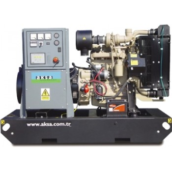 Generator de curent (Grup electrogen) AKSA AC 66-A, 60KVA