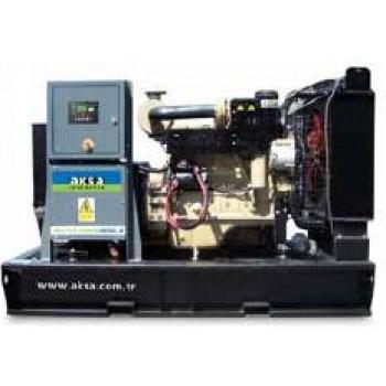 Generator de curent (Grup electrogen) AKSA APD 110 C-A, 100KVA
