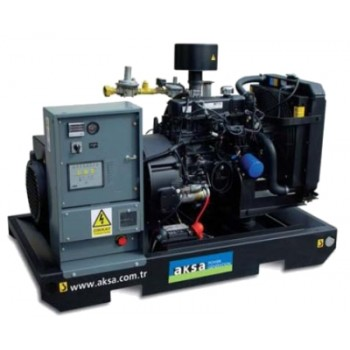 Generator de curent (Grup electrogen) AKSA AGM 80-A, 72KVA