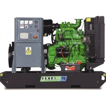 Generator de curent (Grup electrogen) AKSA AJD 75-A, 68KVA