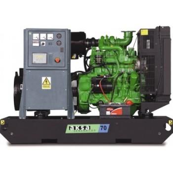 Generator de curent (Grup electrogen) AKSA AJD 90-A, 80KVA