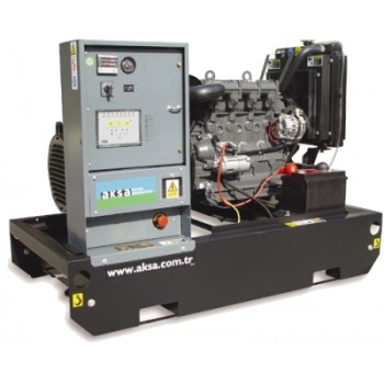 Generator de curent (Grup electrogen) AKSA ALP 30-A, 27KVA