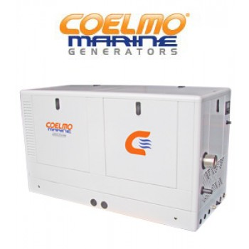 Generator de curent (Grup electrogen) marin COELMO DTL3200, 32KVA