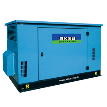 Generator curent (Grup electrogen) pe gaz AKSA ABG 8, 6kVA