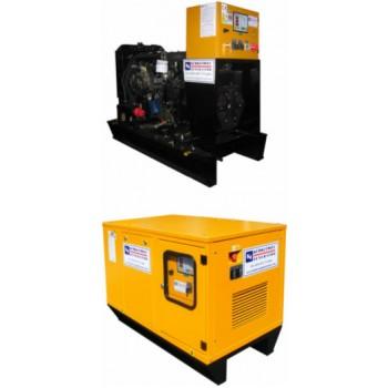 Generator de curent (Grup electrogen) KJ GENERATORS KJT31.5-A, 28KVA