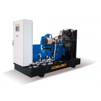 Generator de curent (Grup electrogen) pe gaz COELMO SGT1023G, 300KVA