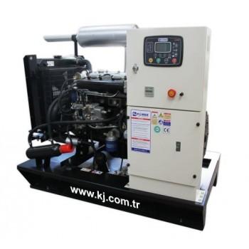 Grup deschis.Generator de curent KJ Power KJT25-A, 23KVA