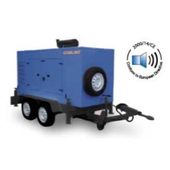 Inchiriere Generator de curent (Grup electrogen) FDT7N-RENT, 125 KVA