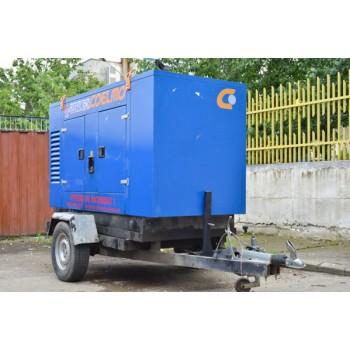 Generator de curent automat insonorizat second hand FDT2-AI SH, 40KVA