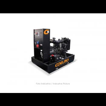 Generator de curent (Grup electrogen) COELMO FDT45SM3-07-ne, 75KVA