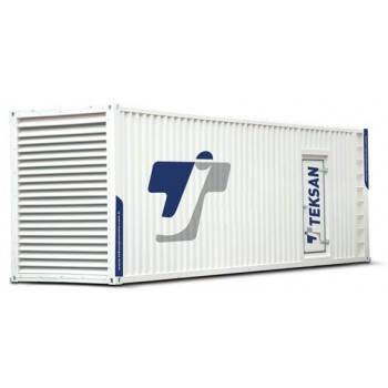 Generator de curent (grup electrogen generator electric) TEKSAN TJ1750BD5C, 1748kVA