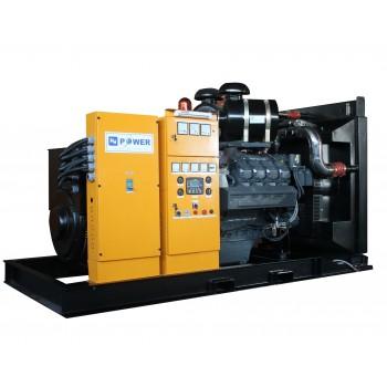 Generator de curent (grup electrogen generator electric) KJ GENERATORS KJD315, 286KVA