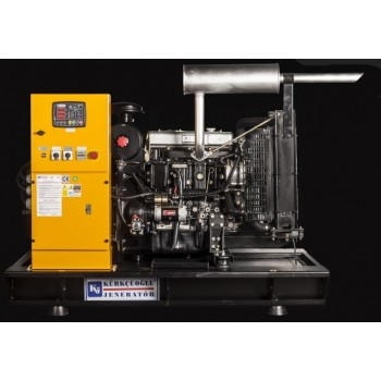 Generator de curent (grup electrogen generator electric) KJ GENERATORS KJT300, 270KVA