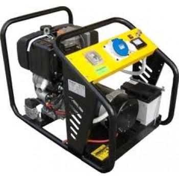 Generator curent trifazat  WFM ST100-TDE, 10 KVA