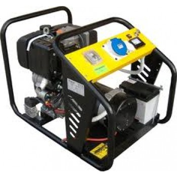 Generator curent monofazat  WFM ST100-DE, 10KVA