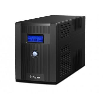 Sursa neintreruptibila (UPS) LEGRAND GUARDIAN 1500 LCD AP, 1.5kVA