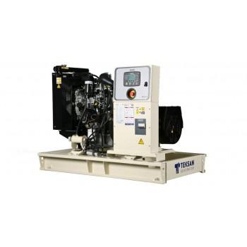 Generator de curent (grup electrogen generator electric) TEKSAN TJ33PE5S, 30 KVA