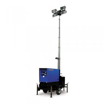 Turn de iluminat Coelmo DVLT9-SH cu platforma stabilizatoare si generator