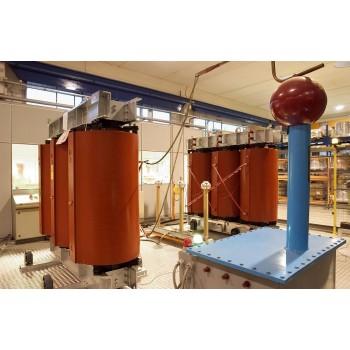 Transformator de putere uscat TMCRES-S-1600-12