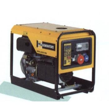 Generator curent monofazat WFM B12000-DE, 12KVA