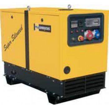 Generator curent monofazat WFM SE12000-DSEA, 12 KVA