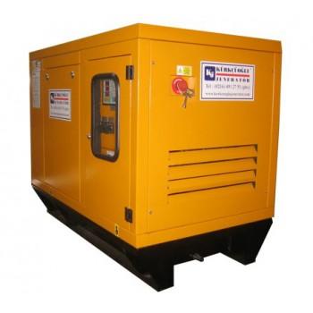 Generator de curent (grup electrogen) KJ GENERATORS KJT13-AI, 12KVA