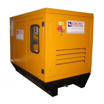 Generator de curent (Grup electrogen) trifazat automat KJT25-AI-P, 23KVA