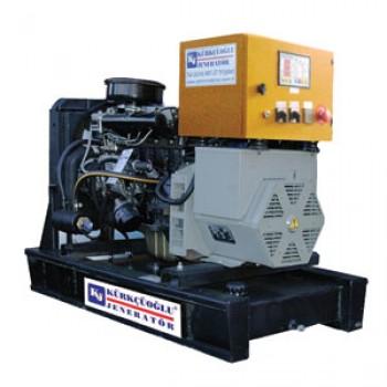 Generator de curent KJ GENERATORS KJT25-A, 23KVA
